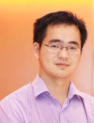 谷威 (2009级硕士)